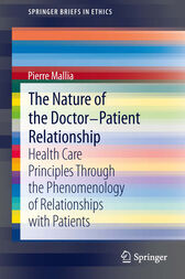 The Nature of the Doctor-Patient Relationship by Pierre Mallia