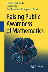 Raising Public Awareness of Mathematics by Ehrhard Behrends