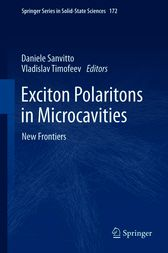 Exciton Polaritons in Microcavities by Daniele Sanvitto