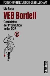 VEB Bordell by Uta Falck
