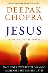 Jesus with Bonus Material by Deepak Chopra