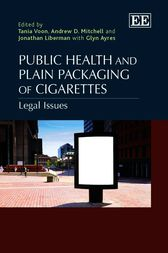 Public Health and Plain Packaging of Cigarettes