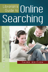 Librarian's Guide to Online Searching by Suzanne Bell