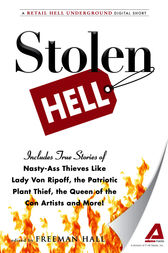 Stolen Hell by Freeman Hall