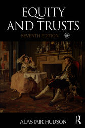 Equity and Trusts by Alastair Hudson