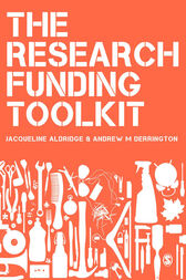 The Research Funding Toolkit by Jacqueline Aldridge