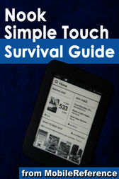 Nook Simple Touch Survival Guide