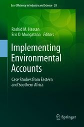 Implementing Environmental Accounts by Rashid Hassan