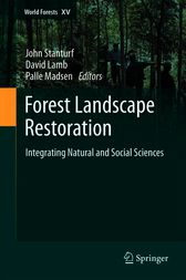 Forest Landscape Restoration by John Stanturf