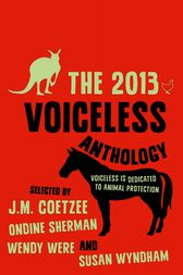 The 2013 Voiceless Anthology