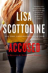 Accused: A Rosato & DiNunzio Novel by Lisa Scottoline