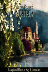 Karen Brown's Austria by Clare Brown