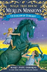 Stallion by Starlight by Mary Pope Osborne