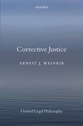 Corrective Justice by Ernest J. Weinrib