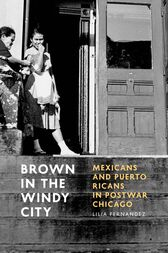 Brown in the Windy City by Lilia Fernández
