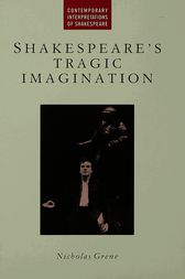 Shakespeare's Tragic Imagination