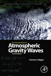 An Introduction to Atmospheric Gravity Waves by Carmen J. Nappo