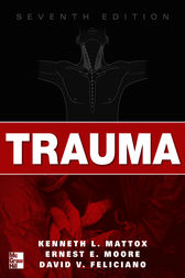 Trauma, Seventh Edition by Kenneth L. Mattox