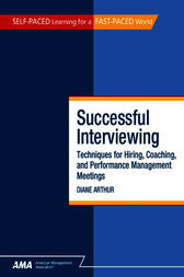 Successful Interviewing by Diane ARTHUR