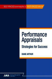 Performance Appraisals by Diane ARTHUR