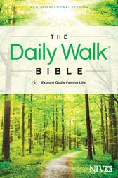 The Daily Walk Bible NIV by Tyndale