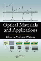 Optical Materials and Applications by Moriaki Wakaki