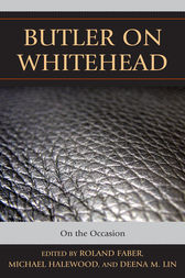 Butler on Whitehead by Roland Faber