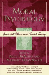 Moral Psychology by Peggy DesAutels