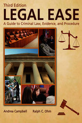 Legal Ease by Andrea Campbell