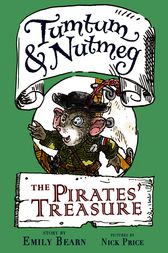 Tumtum & Nutmeg: The Pirates' Treasure by Emily Bearn