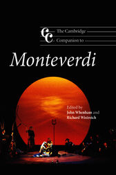 The Cambridge Companion to Monteverdi by John Whenham