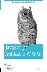 JavaScript. Aplikacje WWW by Alex MacCaw