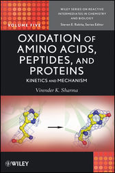 Oxidation of Amino Acids, Peptides, and Proteins by Virender K. Sharma