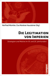 Die Legitimation von Imperien by Mathias Eichhorn