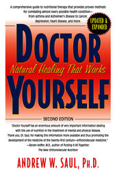 Doctor Yourself by Andrew W. Saul
