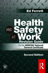 Health and Safety at Work Revision Guide by Ed Dr Ferrett