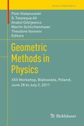 Geometric Methods in Physics by Piotr Kielanowski