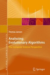 Analyzing Evolutionary Algorithms by Thomas Jansen