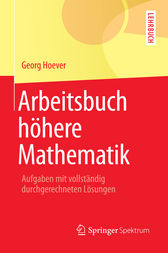 Arbeitsbuch höhere Mathematik by Georg Hoever