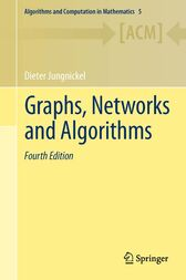Graphs, Networks and Algorithms by Dieter Jungnickel
