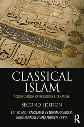 Classical Islam by Norman Calder