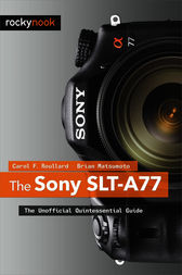 The Sony SLT-A77 by Carol F. Roullard