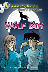 Wolf Boy by Andrew Fusek Peters