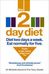 The 2-Day Diet by Michelle Harvie