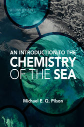 An Introduction to the Chemistry of the Sea by Michael E. Q. Pilson