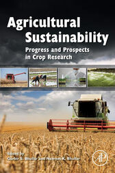 Agricultural Sustainability by Gurbir S. Bhullar