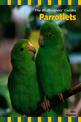 Parrotlets by Nikki Moustaki