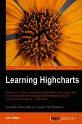 Learning Highcharts by Joe Kuan