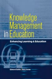 Knowledge Management in Education by Gary (Deputy Principal Jones