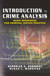 Introduction to Crime Analysis by Deborah Osborne
